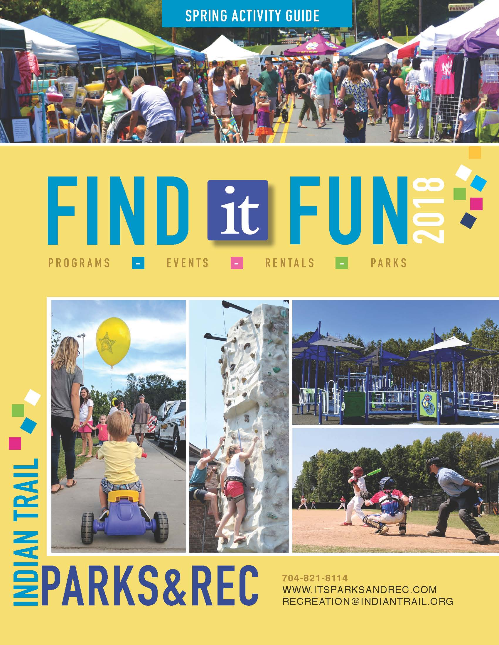 Page from 2018 Spring Program Guide - Final
