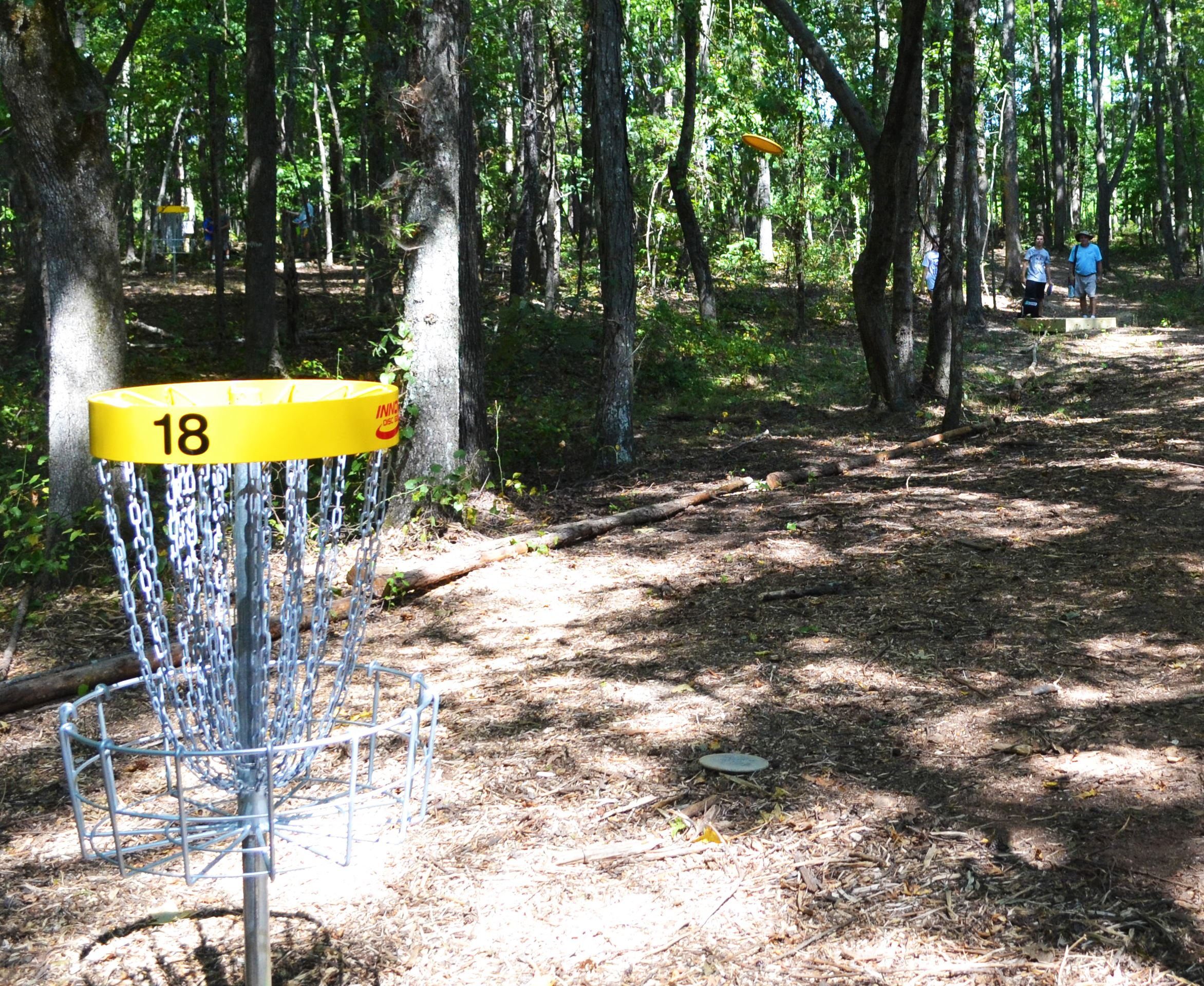Creekside Disc Golf