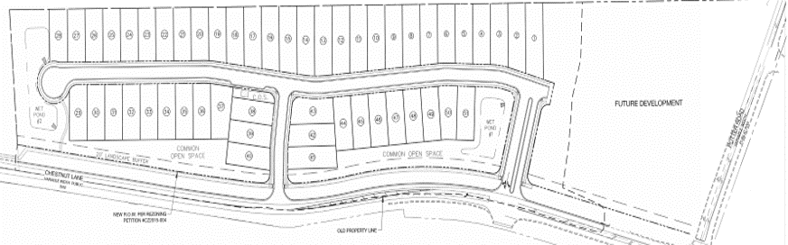 Walden at Austin Village Site Plan