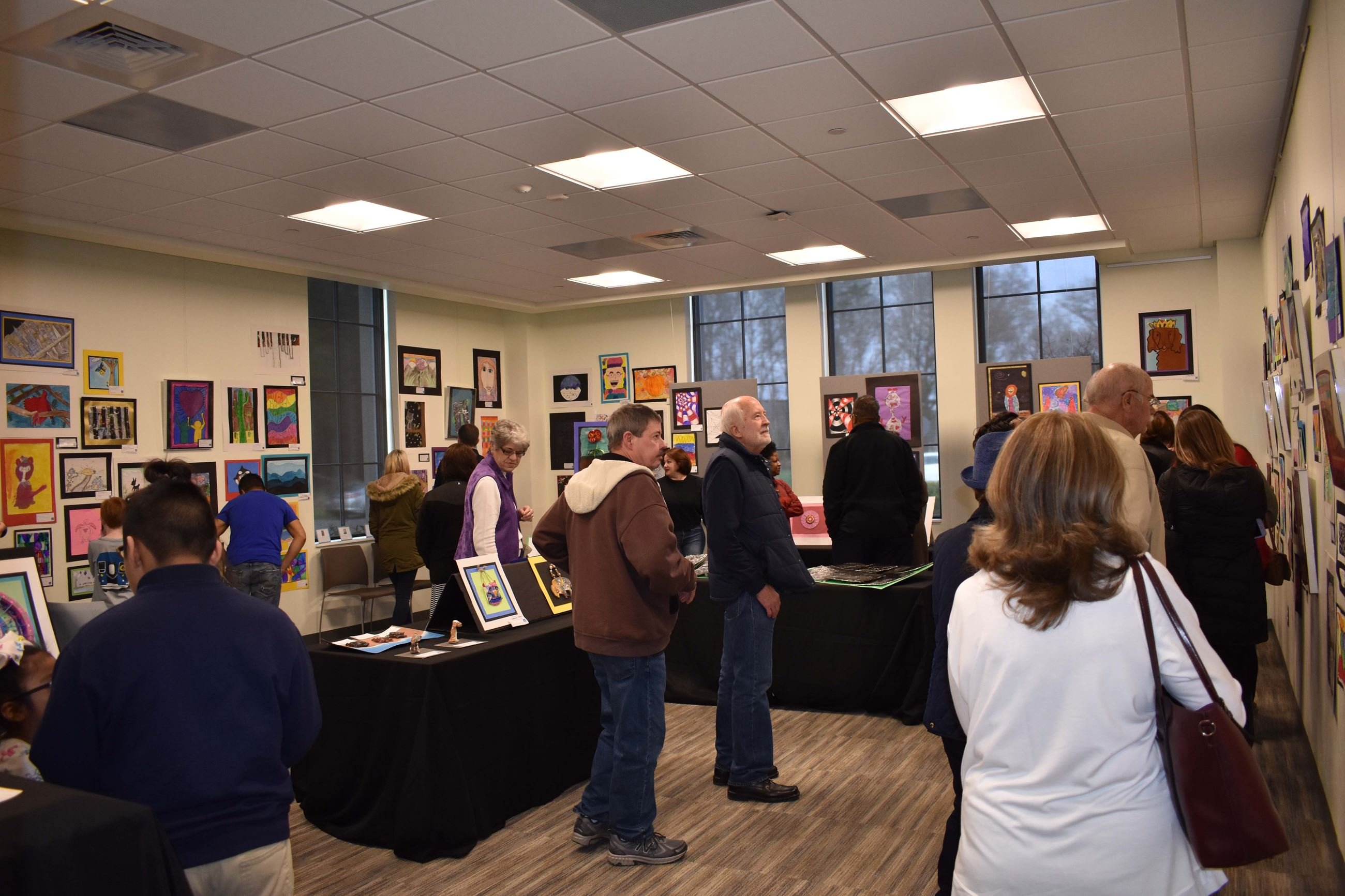 2019 IT Student Art Showcase