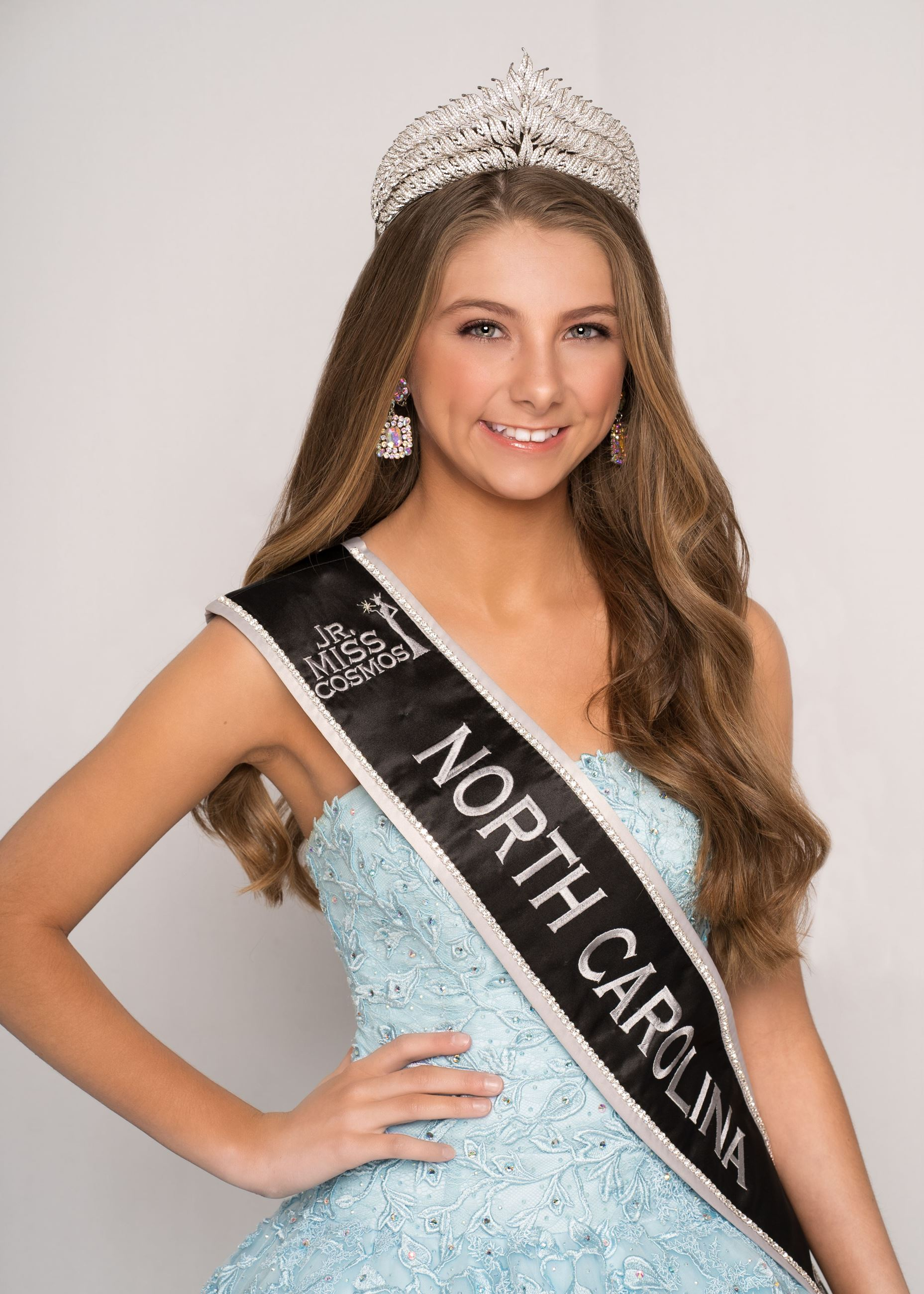 Grace Laney - Jr. Miss North Carolina