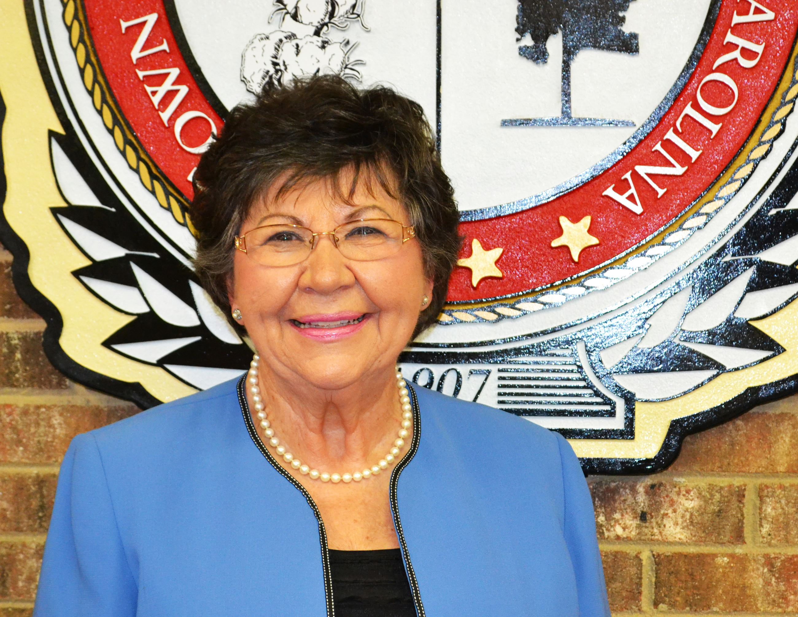 Former Town Council Member Shirley Howe