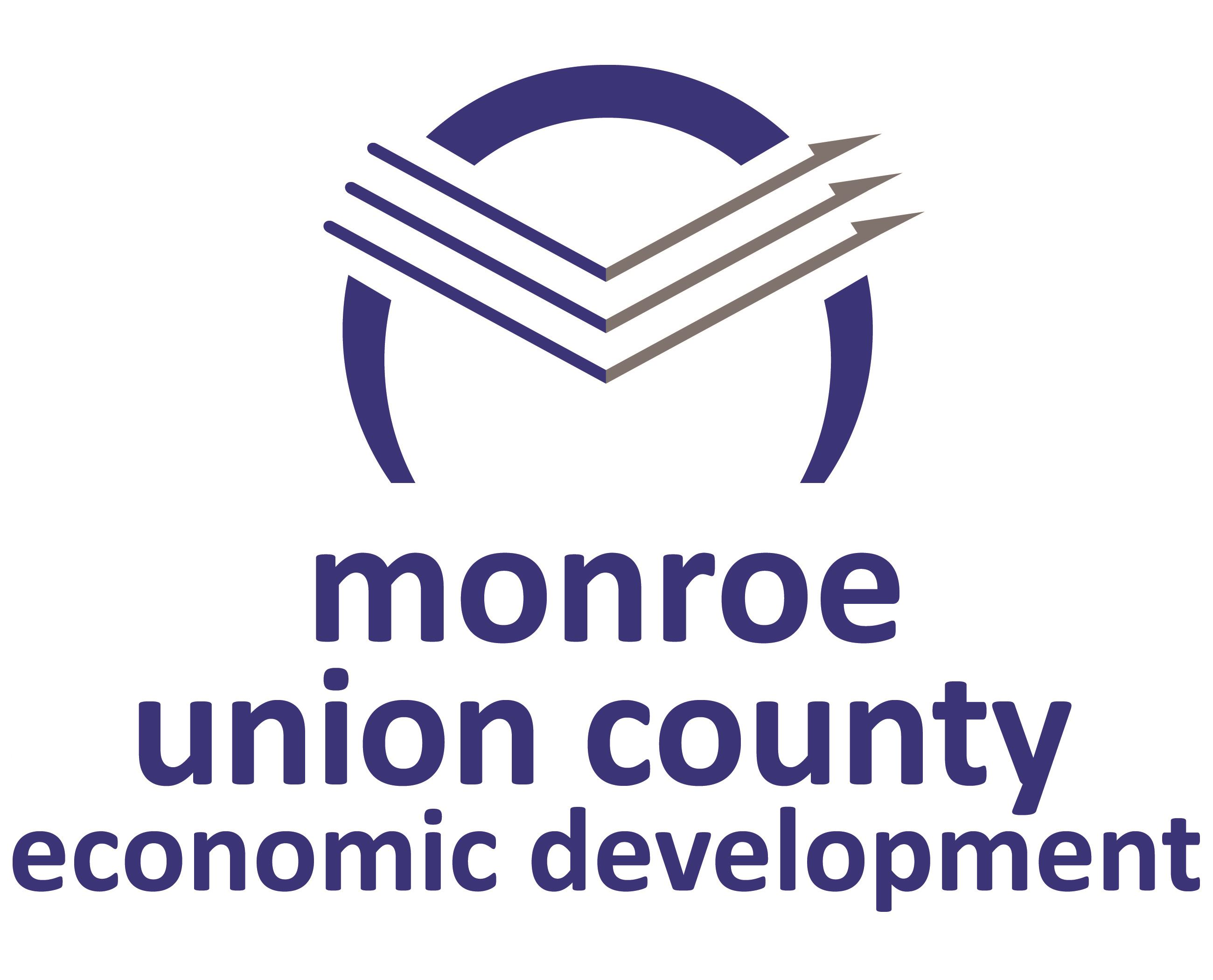 Monroe Union County Economic Development logo