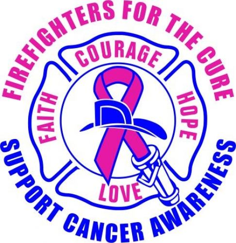 Firefighters for the Cure Logo