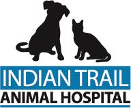 Indian Trail Animal Hospital Logo Opens in new window