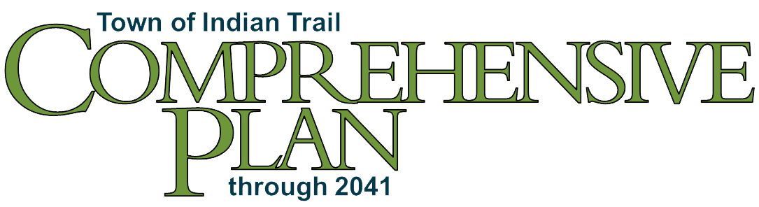 Town of Indian Trail Comprehensive Plan through 2041