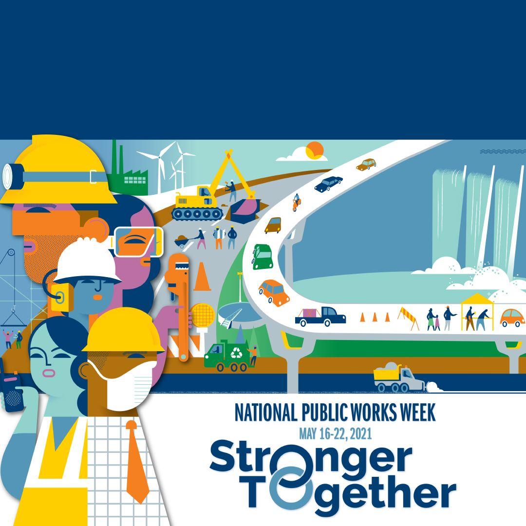National Public Works Week Logo